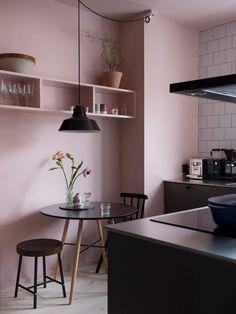 Best Interior Design, Interior Design Kitchen, Interior Decorating, Interior Ideas, Interior Paint, Decorating Kitchen, Interior Livingroom, Cafe Interior, Kitchen Colour Schemes