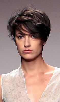 Celebrities in Short, Edgy Hairstyles: Bedhead: The Trendy Mussed-Up