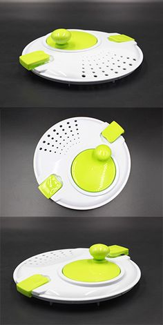 Multi-function Vegetable Salad Spinner/Mixer