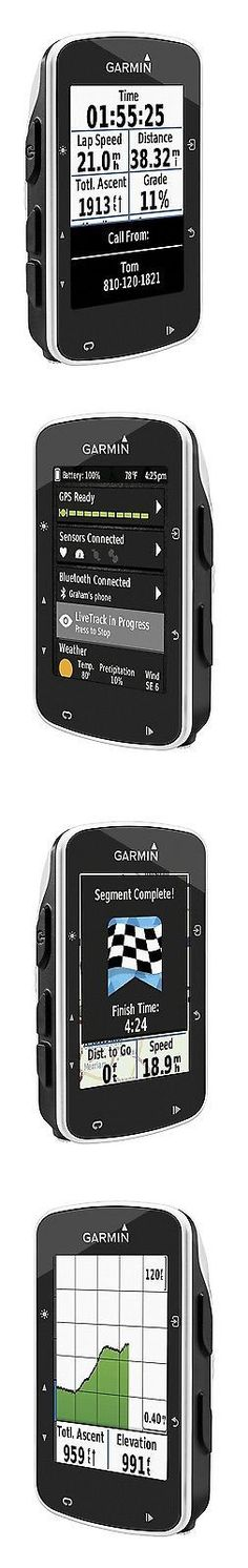 GPS and Running Watches 75230: Garmin Edge 520 Cycling Gps Computer With Bluetooth Compatible W Android+Iphone -> BUY IT NOW ONLY: $279.78 on eBay!