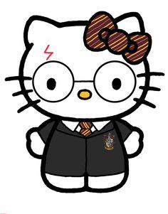 Harry Potter Kitty