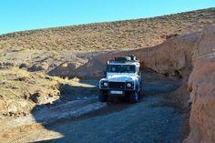 Morocco, just outside of Midelt