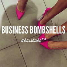 #BOSSBABE™ | Where badass, millennial business women connect.