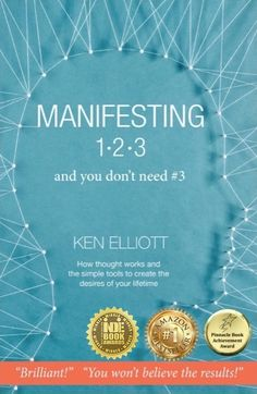 Manifesting 123, and you don't need #3 is the Finalist in the New Age category for the 2016 Next Generation Indie Book Awards.    Order your copy today to see what the buzz is all about! www.Manifesting123.com