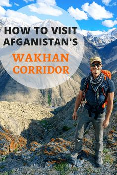 In August 2016 I traveled through Afghanistan for two weeks, an American backpacking across the beautiful Pamir mountains in the Wakhan Corridor. This is how I did it.
