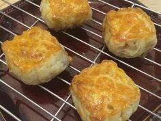 万能パイ生地の画像 Cauliflower, Muffin, Vegetables, Breakfast, Recipes, Food, Morning Coffee, Cauliflowers, Recipies