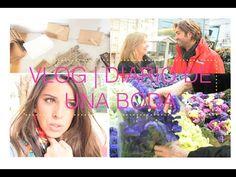 Vlog  Diario de una boda: mis invitaciones, shooting, escogiendo las flores, prueba de menú... - YouTube