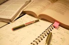Nine ways to become a more efficient studier. Spend less time #studying and get better grades!