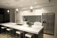 modern kitchen designs nz - Google Search