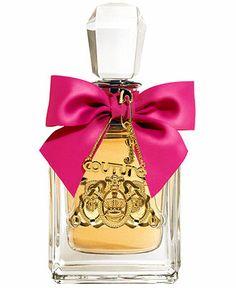 Juicy Couture Viva la Juicy Eau de Parfum, 3.4 oz - SHOP ALL BRANDS - Beauty - Macy's - All time favorite perfume. <3