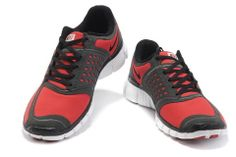 cheap for discount f5155 9d712 Classic Nike Free 5.0 V4 Leather Red Black  Red  Womens  Sneakers