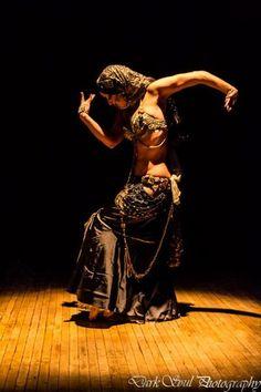 Deb Rubin. belly dance