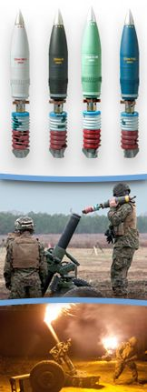 EFSS - Rifled Mortar Ammunition Suite - General Dynamics Ordnance and Tactical Systems
