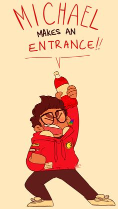 Be More Chill Wallpapers Theatre Nerds, Musical Theatre, Chill Wallpaper, George Salazar, Michael In The Bathroom, Michael Mell, Be More Chill Musical, Two Player Games, Player 1