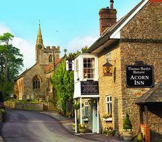 THOMAS HARDY'S HISTORIC ACORN INN  Dorset, England