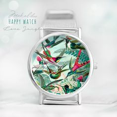 Check out our watches selection for the very best in unique or custom, handmade pieces from our shops. Welcome To The Jungle, Designer, Dots, Watches, Happy, Closet, Stitches, Armoire, Wristwatches