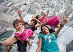 skydeck chicago - Google Search