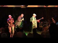 Sammy Webber Band LIVE at Kaleidoscope Cafe - Celeste Williams & Glenn R...