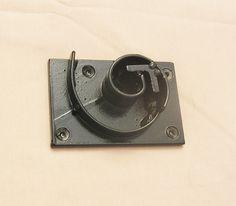 WROUGHT IRON SCROLL FORMER FOR SMALLER SCROLLS | eBay