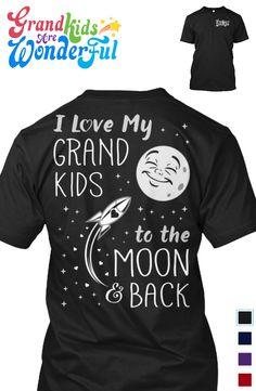 Tees, V-necks, Hoodies & Long-sleeves ~ http://shop.teespring.com/moon-n-back-gk