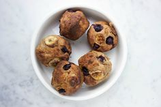 I Love Health | Vegan Blueberry muffins| http://www.ilovehealth.nl