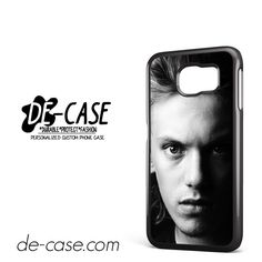 Jamie Campbell Bower DEAL-5792 Samsung Phonecase Cover For Samsung Galaxy S6 / S6 Edge / S6 Edge Plus