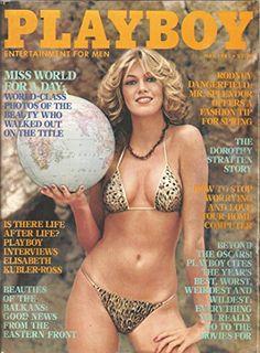 Playboy Magazine, May 1981 by Hugh Hefner http://www.amazon.com/dp/B00XA35XHO/ref=cm_sw_r_pi_dp_jJ3Ywb0XWDK3N