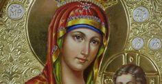 ΠΡΟΣΕΥΧΕΣ ΣΤΗΝ ΠΑΝΑΓΙΑ ΕΥΧΗ Εἰς τήν ὑπεραγίαν Θεοτόκον Θεοτόκε Παρθένε, εὐλογημένη Μαρία κεχαριτωμένη, Δέσποινα τοῦ οὐρ...
