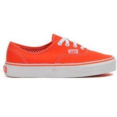 119467d274efb1 Vans Unisex Authentic (Mnichcklning) Spicy Orange True White Skate Shoe 4.5  Men US   6 Women US