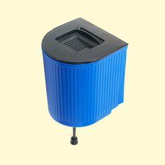 SHOP-PARADISE.COM:  Wasserspender 5 L, aus Kunststoff,verschiedene Farben 9,24 €