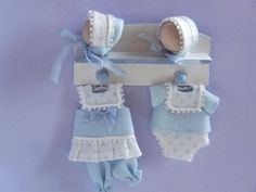 Rosita de bebé en miniatura
