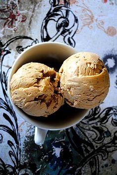 Caramel Macchiato Frozen Yogurt