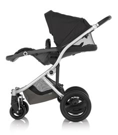 Affinity Stroller by Britax - Reversible seat with 4 recline positions #custom #baby