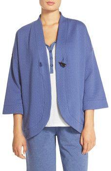 Carole Hochman Designs - Quilted Wrap Robe