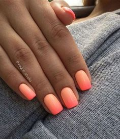 77 Bright Neon Nails to Try This Summer What better way to enjoy this Summer than bright neon nail colors? Here, we found 77 nail designs with all the classic Summer colors! (bright yellow, orange, and hot pink just to name a few). Ombre Nail Designs, Short Nail Designs, Nail Polish Designs, Nail Art Designs, Nails Design, Bright Nail Designs, Neon Nail Colors, Neon Nails, Yellow Nails