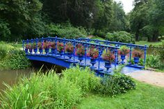 Natural Park, Short Trip, Garden Bridge, Castle, Outdoor Structures, Nature, Travel, Beautiful, Naturaleza