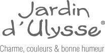 Jardin d'Ulysse  Charme, couleurs & bonne humeur