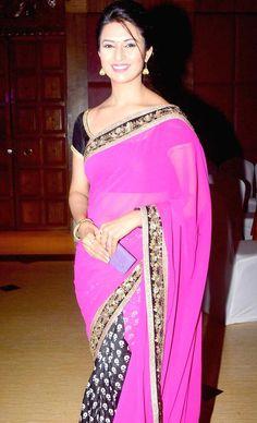 Divyanka Tripathi at Melissa Pais birthday bash