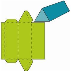 Silhouette Design Store - View Design #5416: box triangle