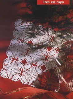 Caminhos de croche - claudia - Album Web Picasa