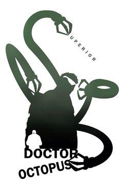 Doctor Octopus - Superior by Steve Garcia