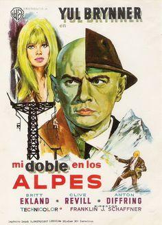 Mi doble en los Alpes - The Doubble Man