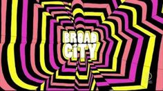 broad city intro animations - YouTube