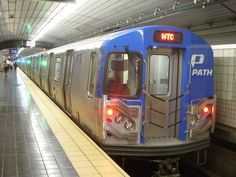 Underground Tube, Commuter Train, New Jersey, Paths, Trains, Usa, Projects, Model, Inspiration
