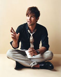 chace crawford you sexy bitch I'll forgive you for not wearing socks