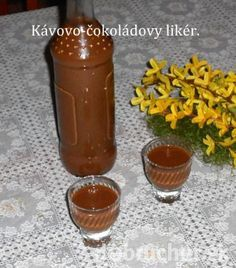 Fotorecept: Kávovo-čokoládový likér