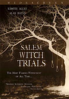 Salem Witch Trials DVD