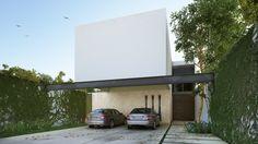 CONTUNDENTE ARQUITECTURA | Casa Dzitya