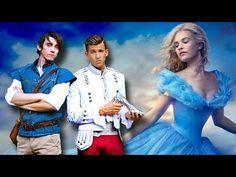Agony - Cinderella Parody - YouTube. This is hilarious!