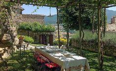 Pergola - Petrella Guidi Lodge, in Emilia-Romagna, Italy